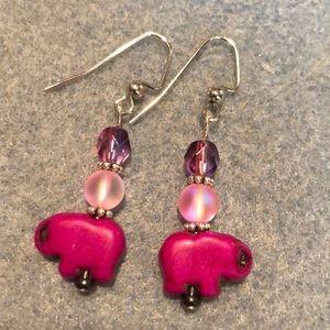 🐘 elephant earrings